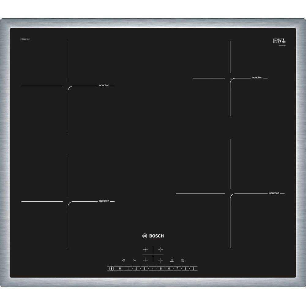 Apróhirdetés, Bosch PIE645FB1E Serie 6 indukciós üvegkerámia fõzõlap 60cm 7,2kW