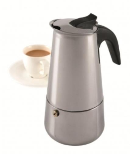 Apróhirdetés, Kávéfőző 4 személyes kotyogós inox