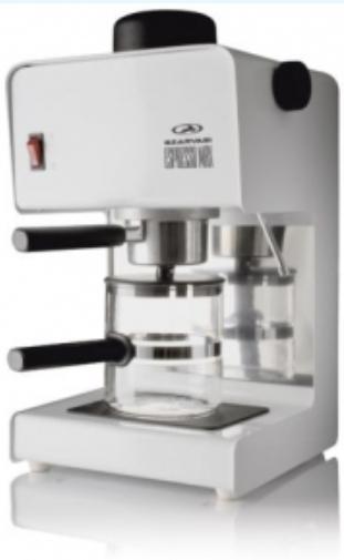 Apróhirdetés, Espresso Max elektromos kávéfőző