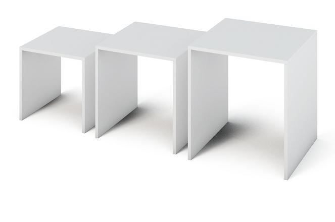 Apróhirdetés, Tihany asztalka szett fehér