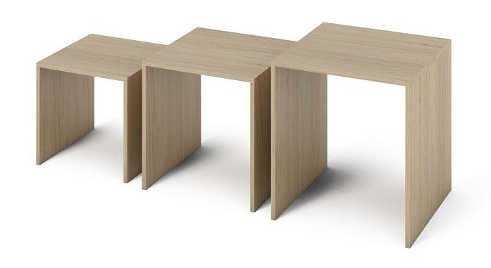Apróhirdetés, Tihany asztalka szett sonoma tölgy