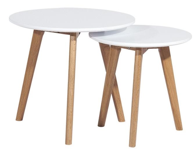 Apróhirdetés, Malto asztalka szett, fehér